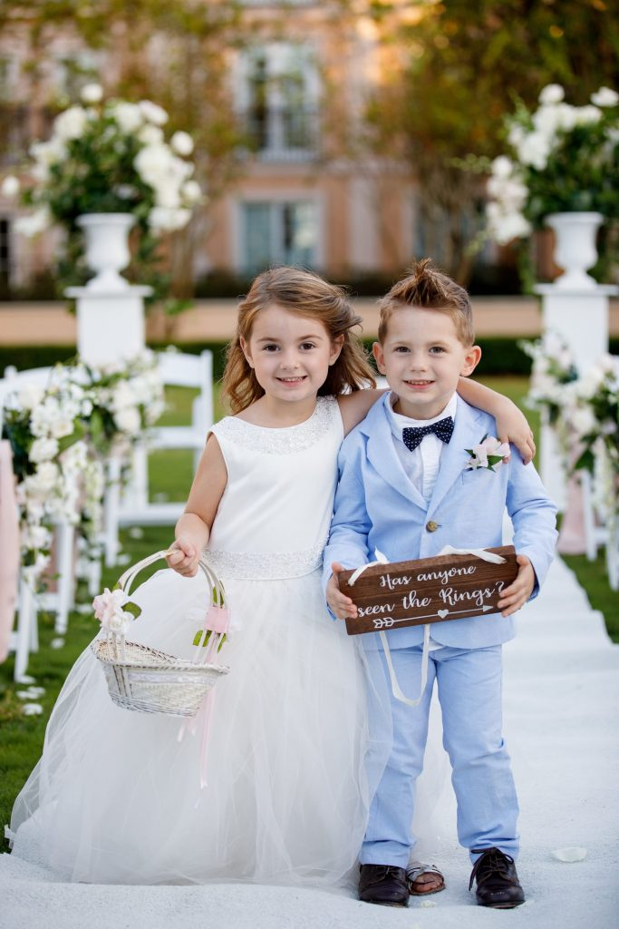 Inviting Kids to Weddings - Just Marry - Victoria Angela Photography