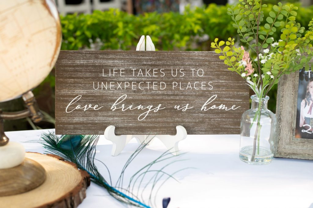 January Wedding - Just Marry Weddings - Nova Imagery - Wedding Signs