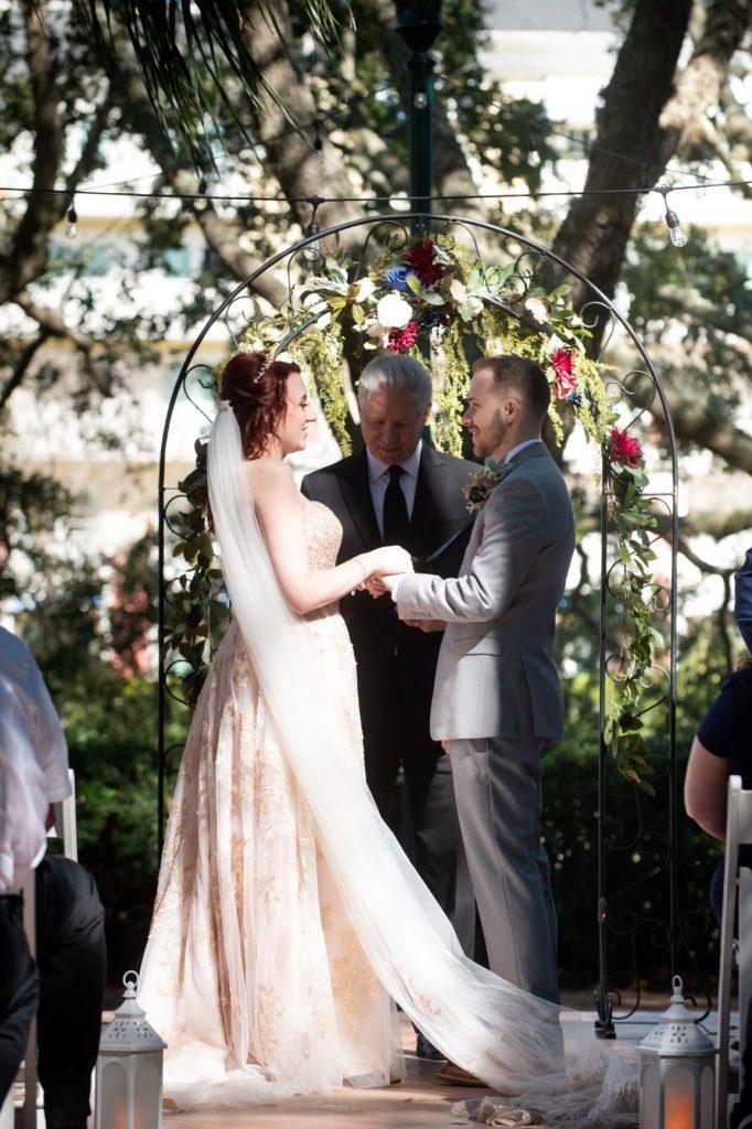 January Wedding - Just Marry Weddings - Nova Imagery - Couple
