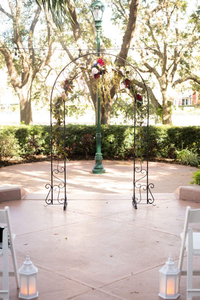 January Wedding - Just Marry Weddings - Nova Imagery - Ceremony Decor