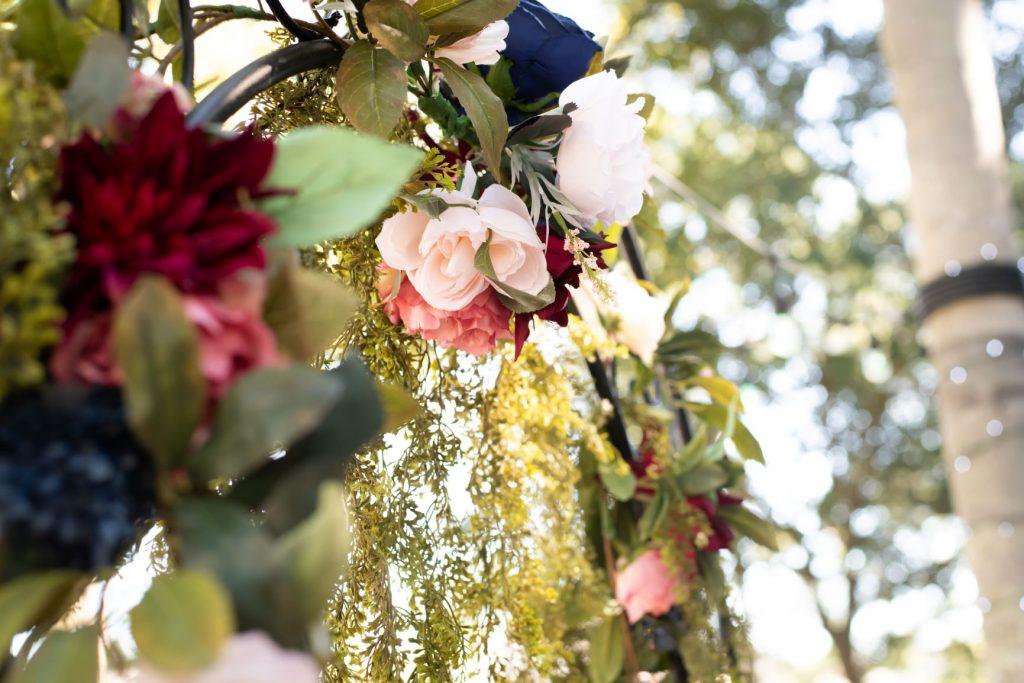 January Wedding - Just Marry Weddings - Nova Imagery - DIY Floral