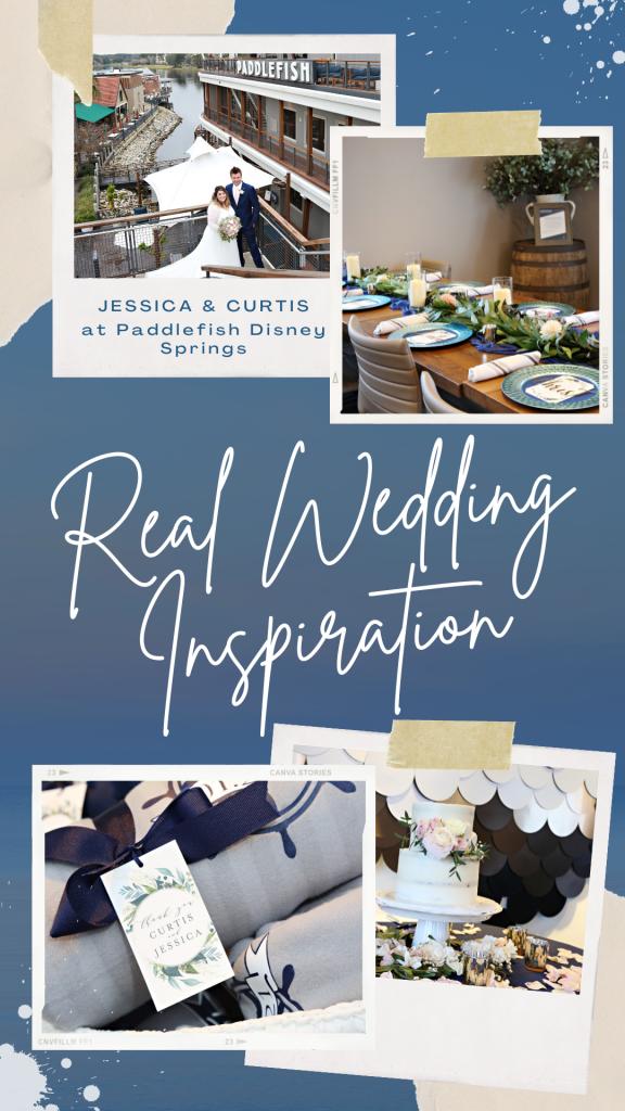January Wedding - Just Marry Weddings - Regina Hyman Photo - Paddlefish - Pinterest