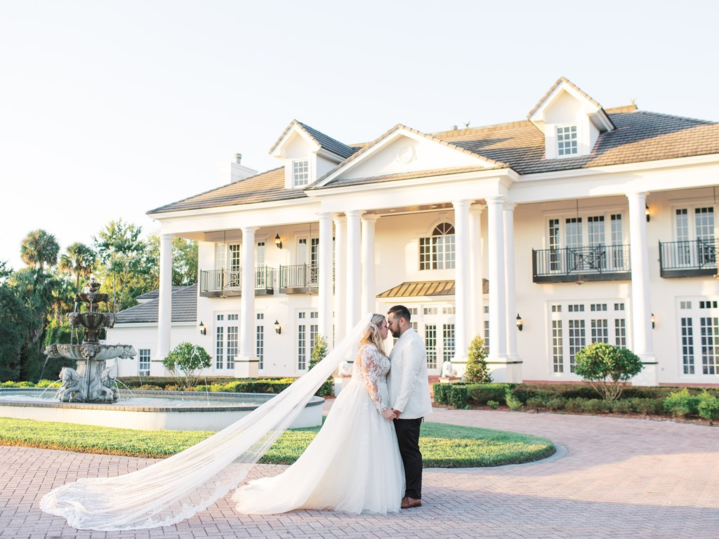 Why2Wed@ Cypress Grove Estate House and Luxmore Grande Estate