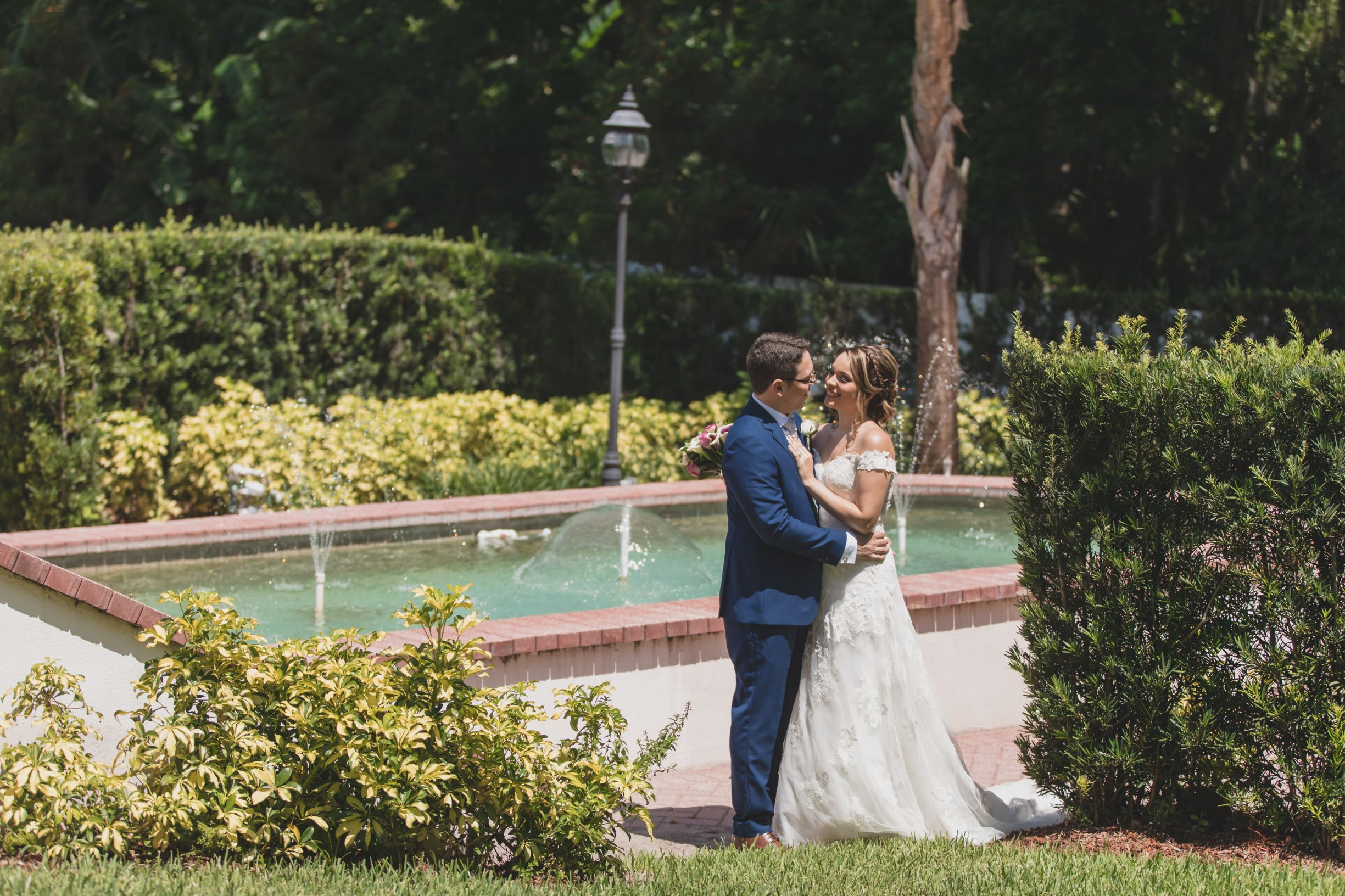 Luxmore Grande Estate | The Real Wedding of Josybel and Roger