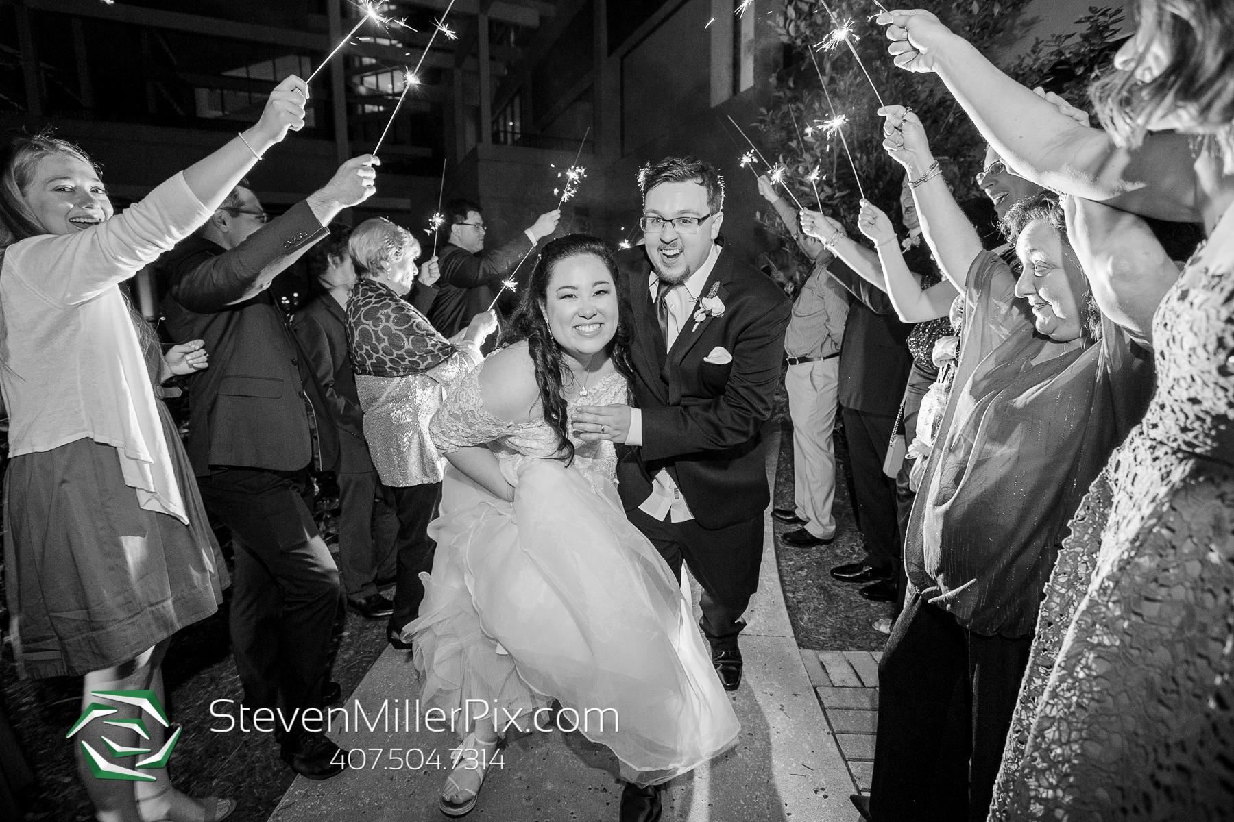 March Wedding | The Hyatt Regency Grand Cypress Wedding of Alyssa and Shane