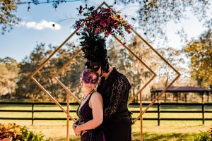 Masquerade Wedding - Just Marry Weddings - NUVA Photography