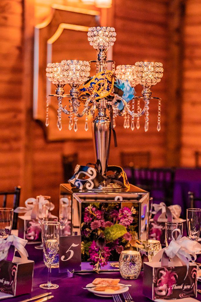 Masquerade Wedding - Just Marry Weddings - NUVA Photography