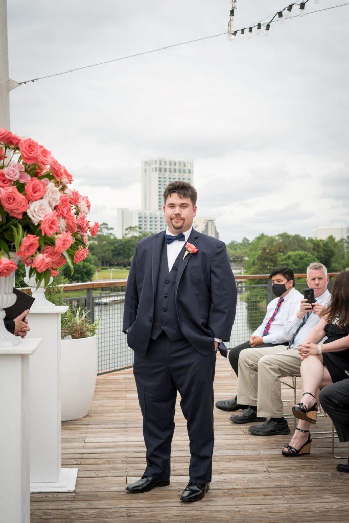 Micro Wedding - Just Marry Weddings - PB&J Studios - Ceremony