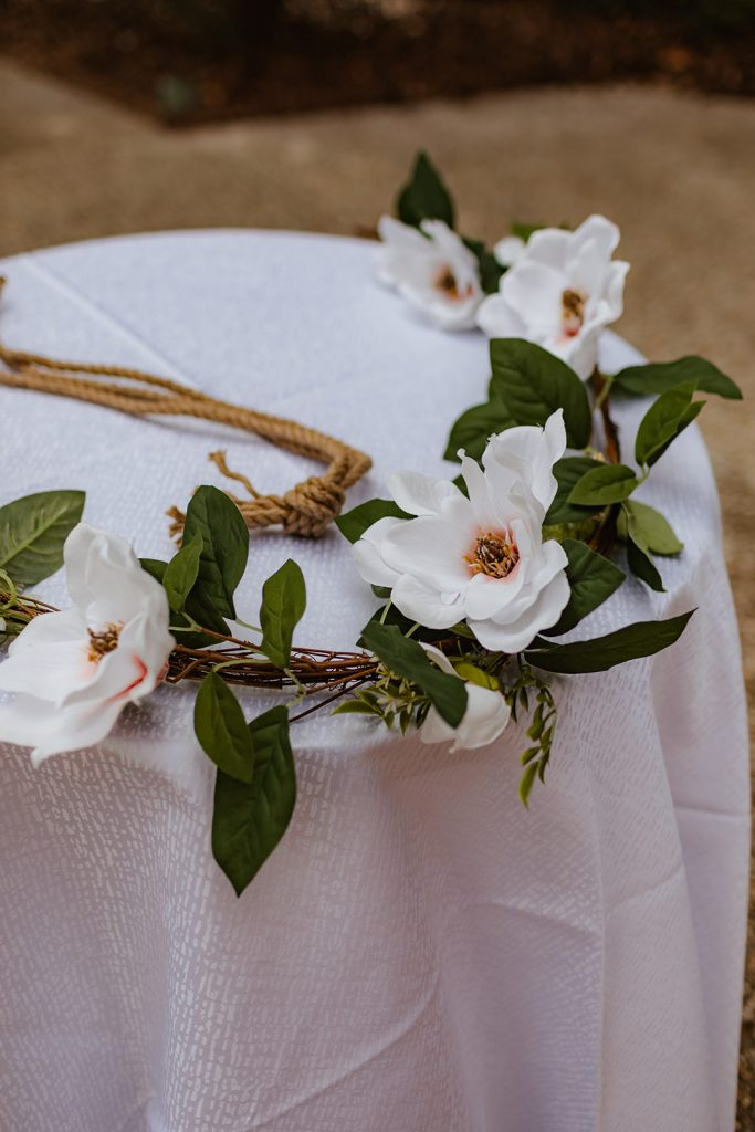 Micro Wedding - Just Marry Weddings - Thirty-Three and a 3rd Photography - Unity Ceremony