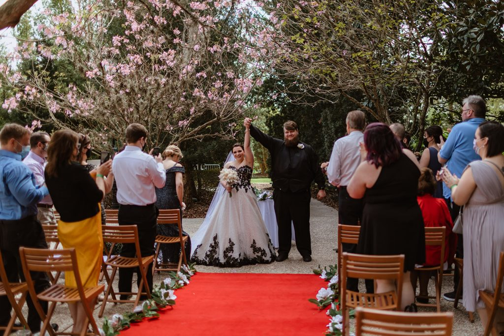 Micro Wedding - Just Marry Weddings - Thirty-Three and a 3rd Photography - Ceremony