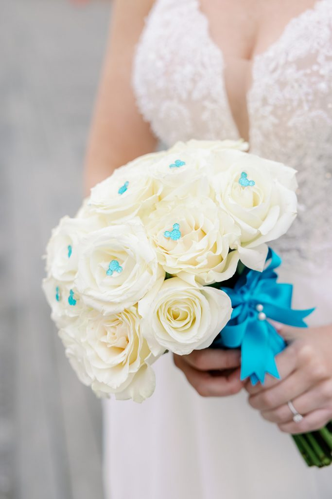 Nautical Wedding - Just Marry Weddings - KMD Photo and Film - Bouquet