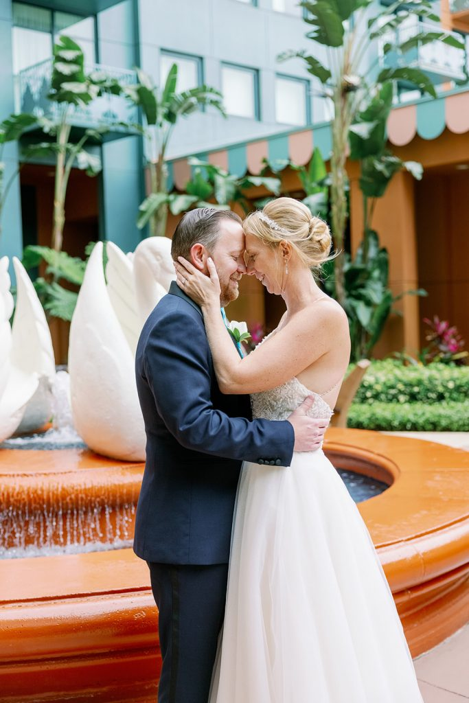 Nautical Wedding - Just Marry Weddings - KMD Photo and Film - Bride and Groom