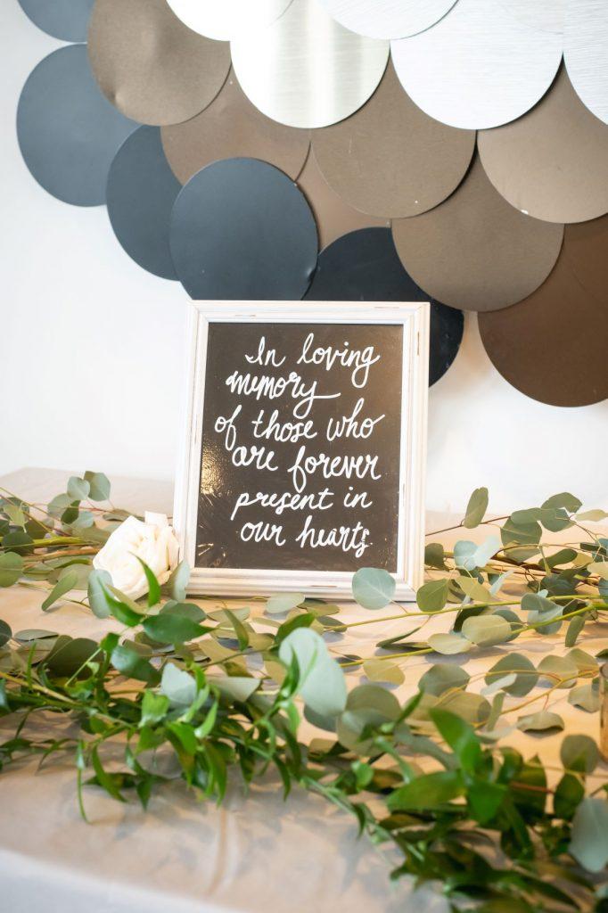 New Year's Wedding - Just Marry Weddings - Nova Imagery - Wedding Signs