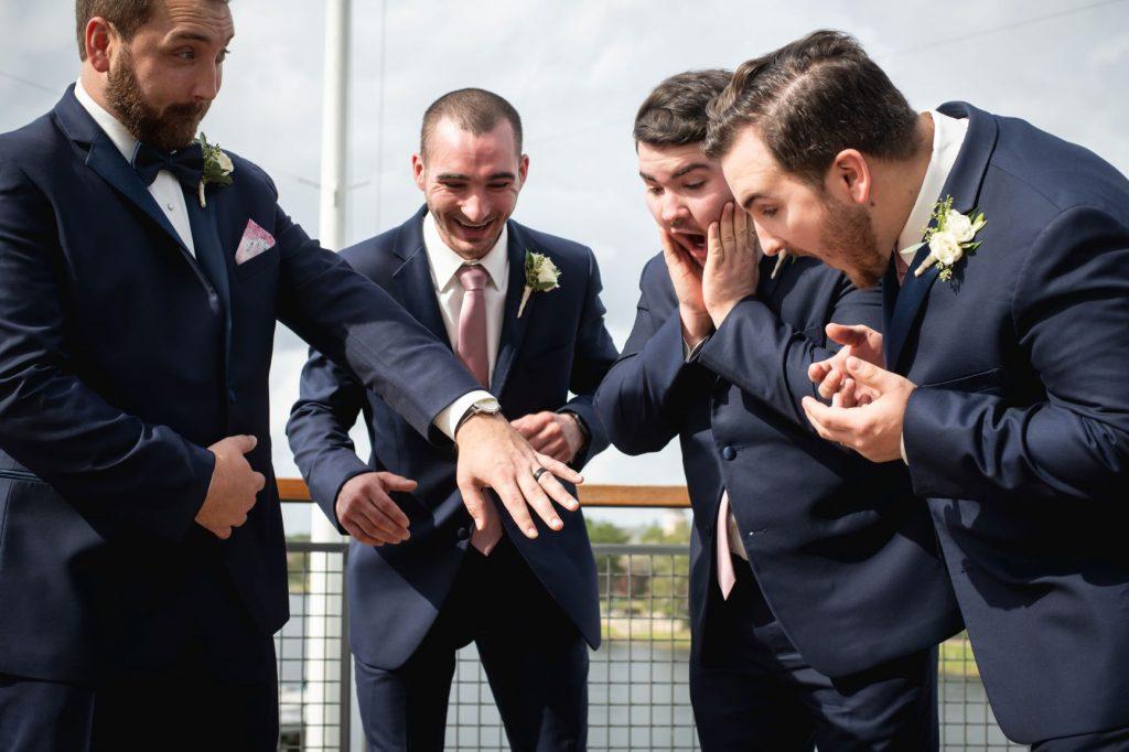 New Year's Wedding - Just Marry Weddings - Nova Imagery - Wedding Party