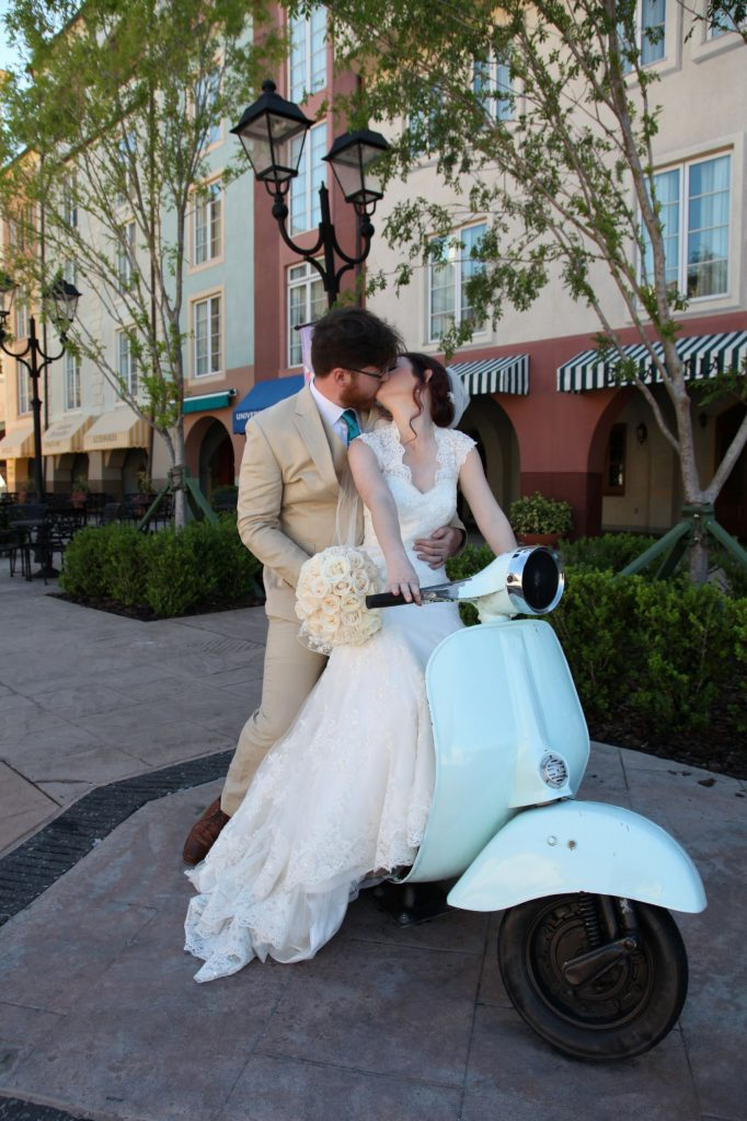 Orlando Elopement - Just Marry Weddings - Tab McCausland Photography