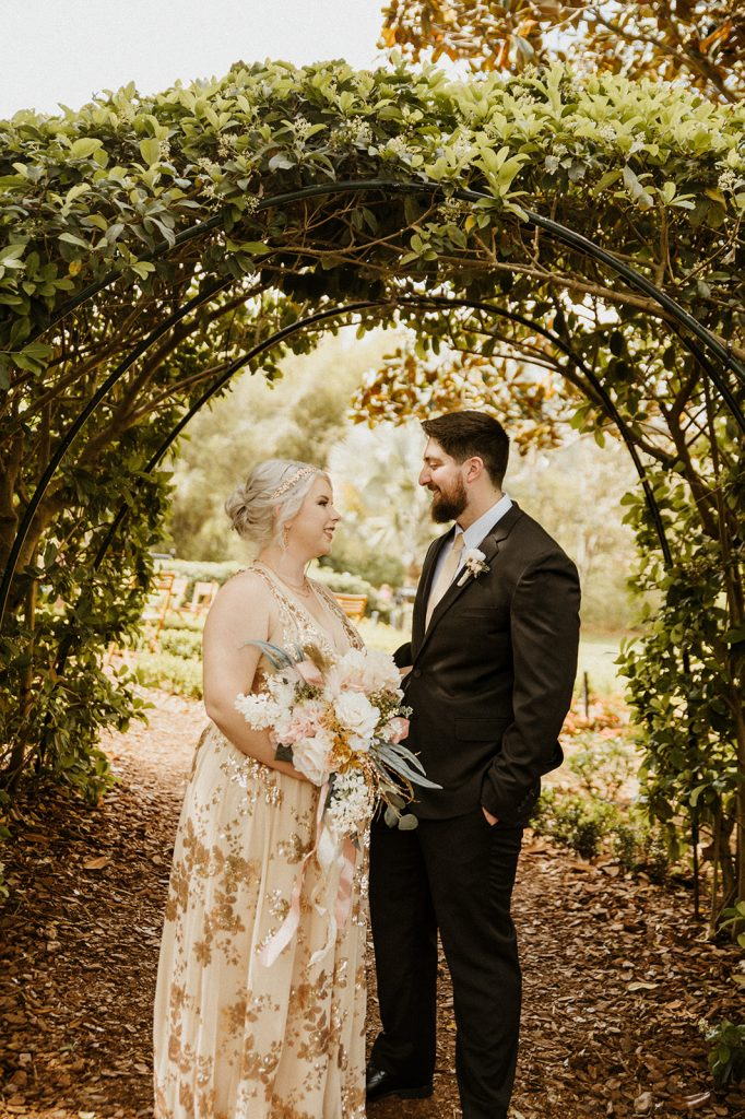 Garden Wedding - Just Marry Weddings - Josie Brooks Photography - Portraits