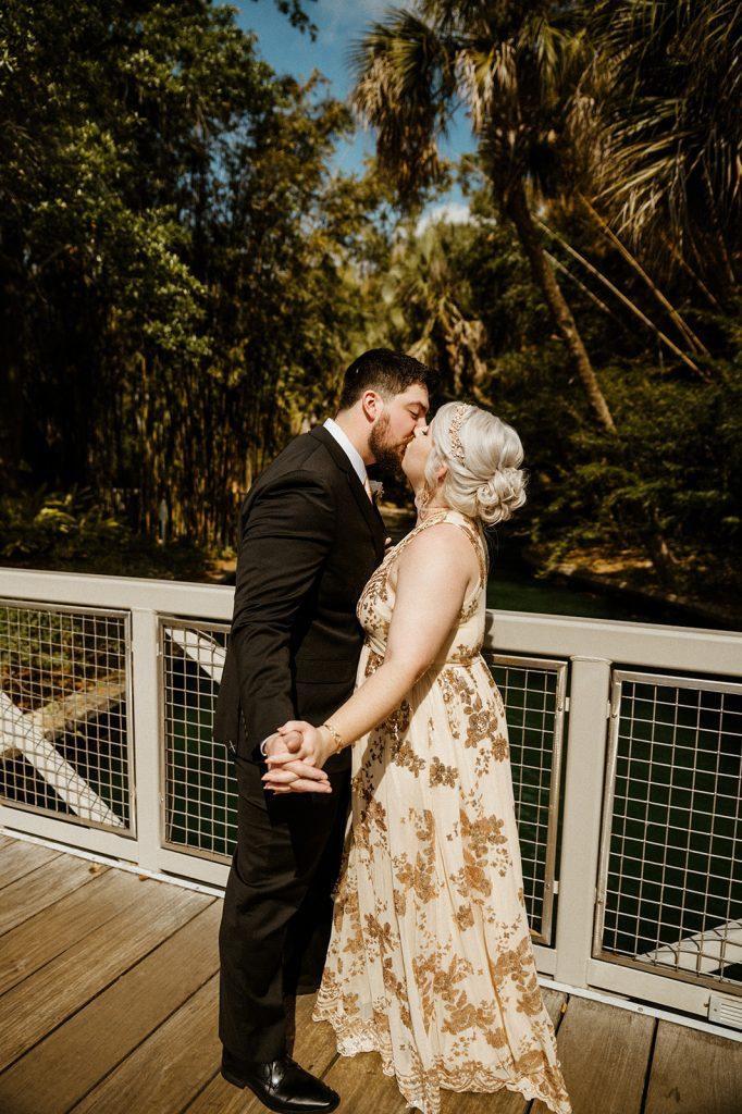 Garden Wedding - Just Marry Weddings - Josie Brooks Photography - First Look