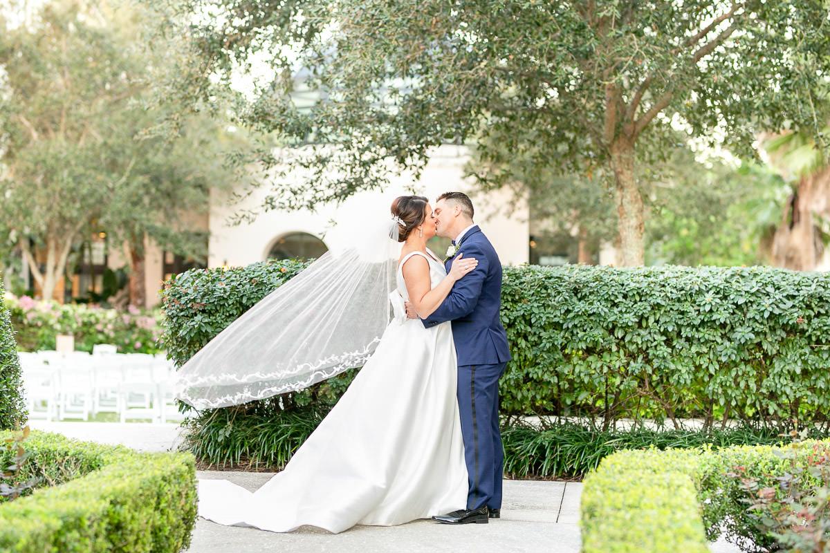 Elegant Orlando Wedding | The Alfond Inn Wedding of Whitney and Mike