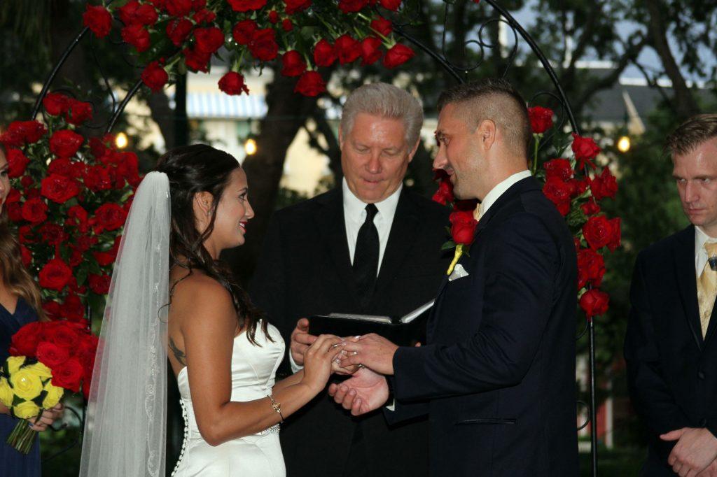 Orlando Wedding - Just Marry Weddings - Ginger Midgett Photography