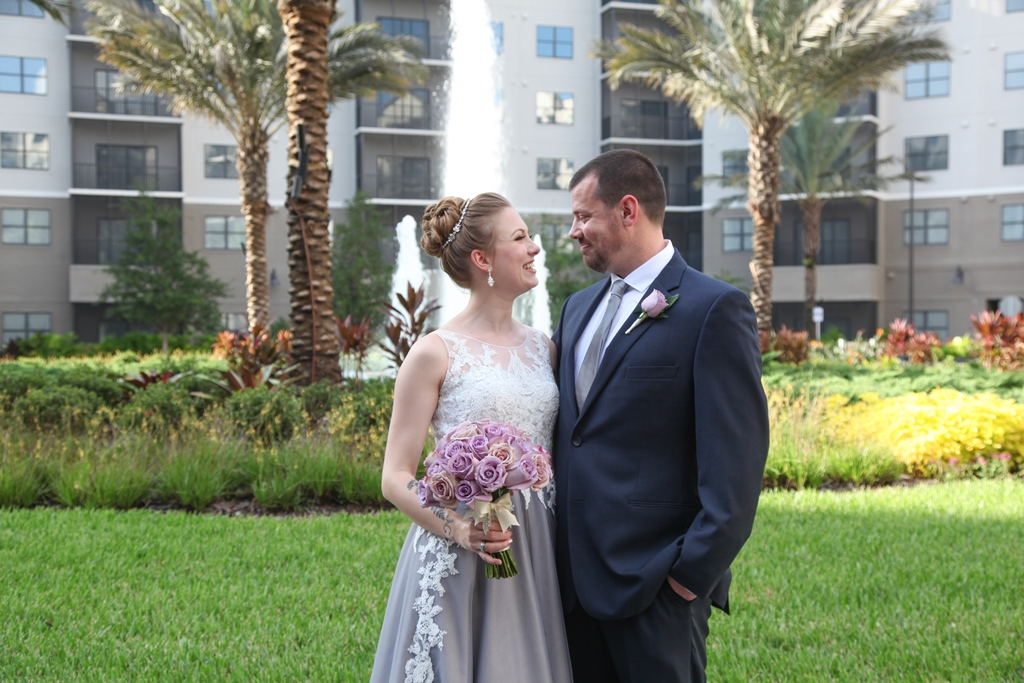 Orlando Wedding | The Grove Resort & Spa Wedding of Nakkita and Kyle