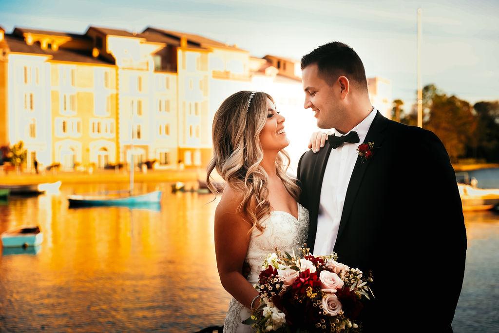 Orlando Wedding Venues | The Portofino Wedding of Alexandra and Eric