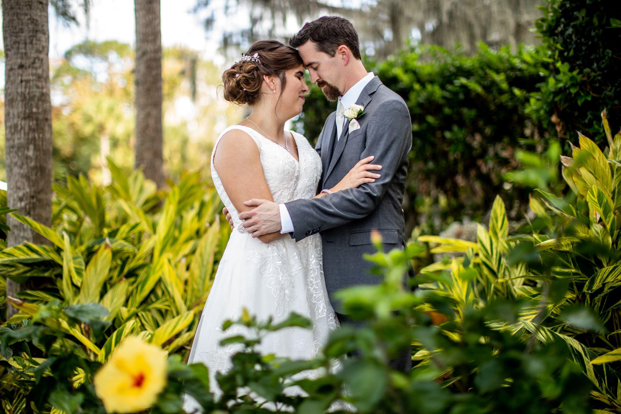 Orlando Wedding Venues | Nicole and John at the Hyatt Regency Grand Cypress