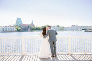 Outdoor Wedding Ceremony - Just Marry Weddings - KMD Photo + Film - Portraits