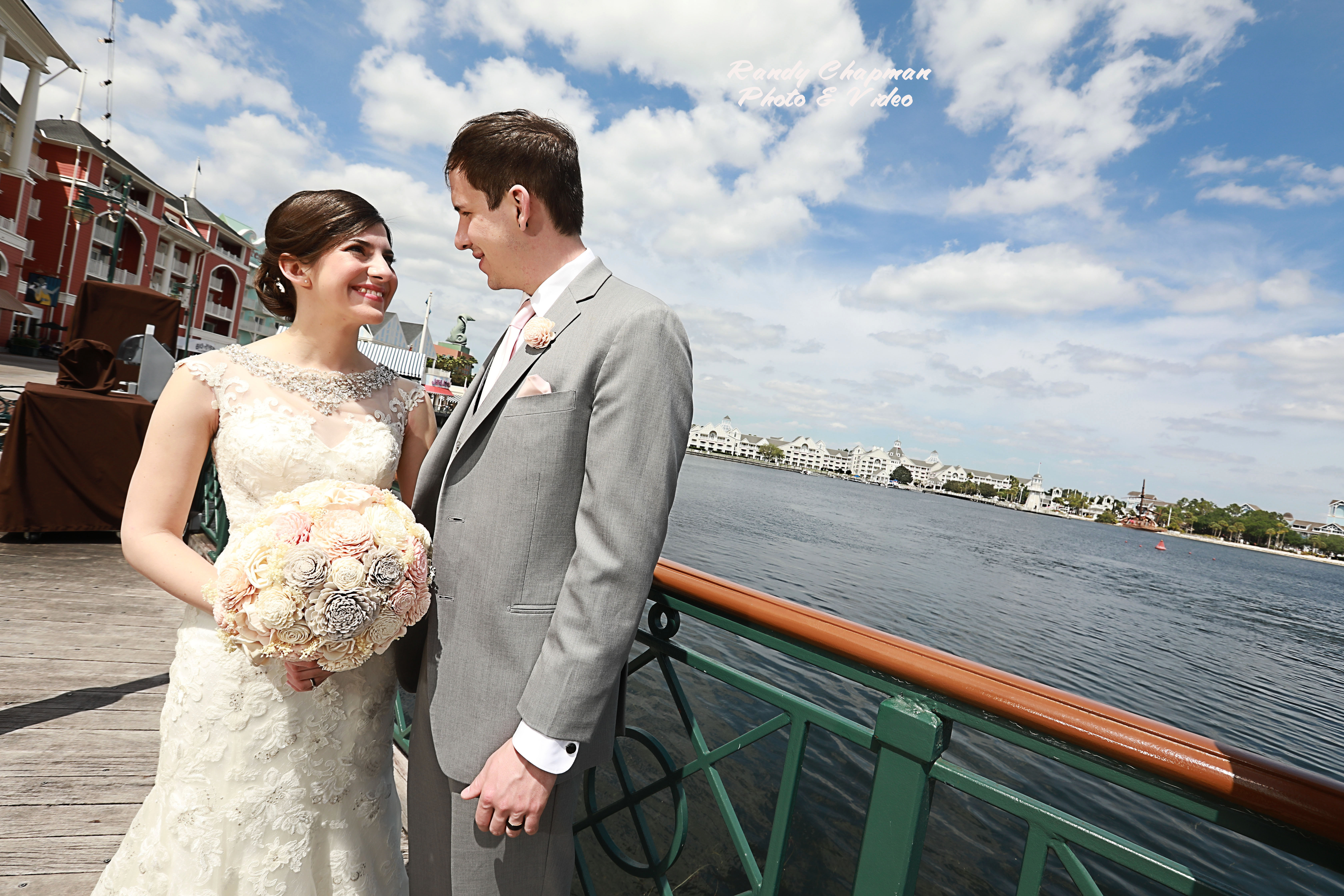 Paddlefish Disney Springs | The Real Wedding of Lauren and Kevin
