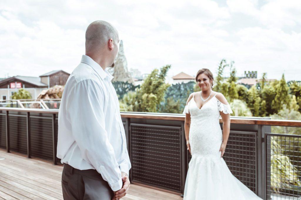 Paddlefish Disney Springs Wedding - Just Marry Weddings - Salt Shaker Studios