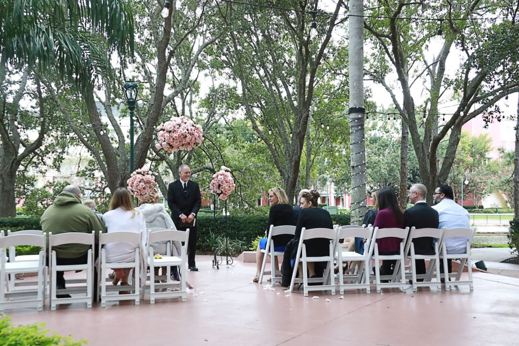 Pink and White Wedding - Just Marry Weddings - Chapman Photography