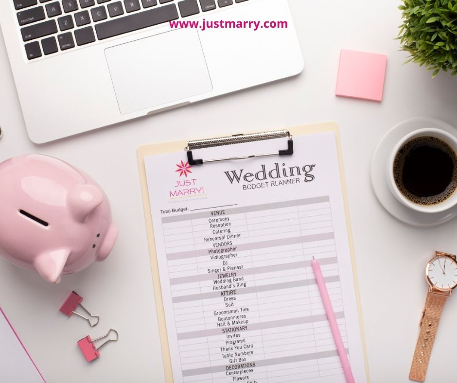 What's Your Planning Perspective - Just Marry Weddings