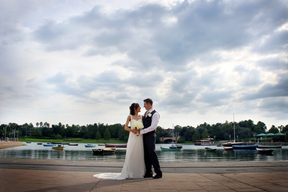 Portofino Bay Hotel Wedding Orlando | Gemma and Timothy