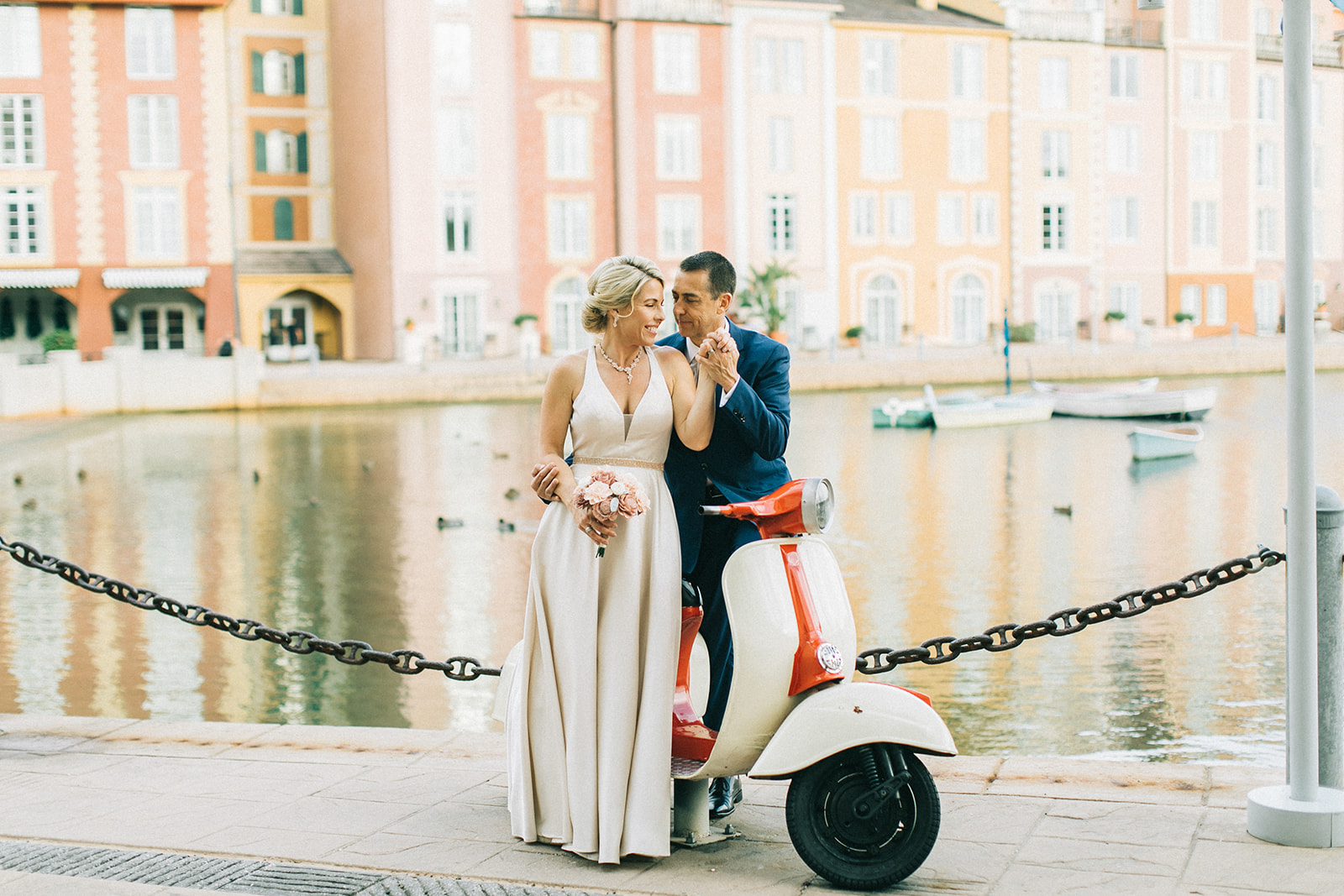 Portofino Wedding | The Real Wedding of Tracy and Darrell