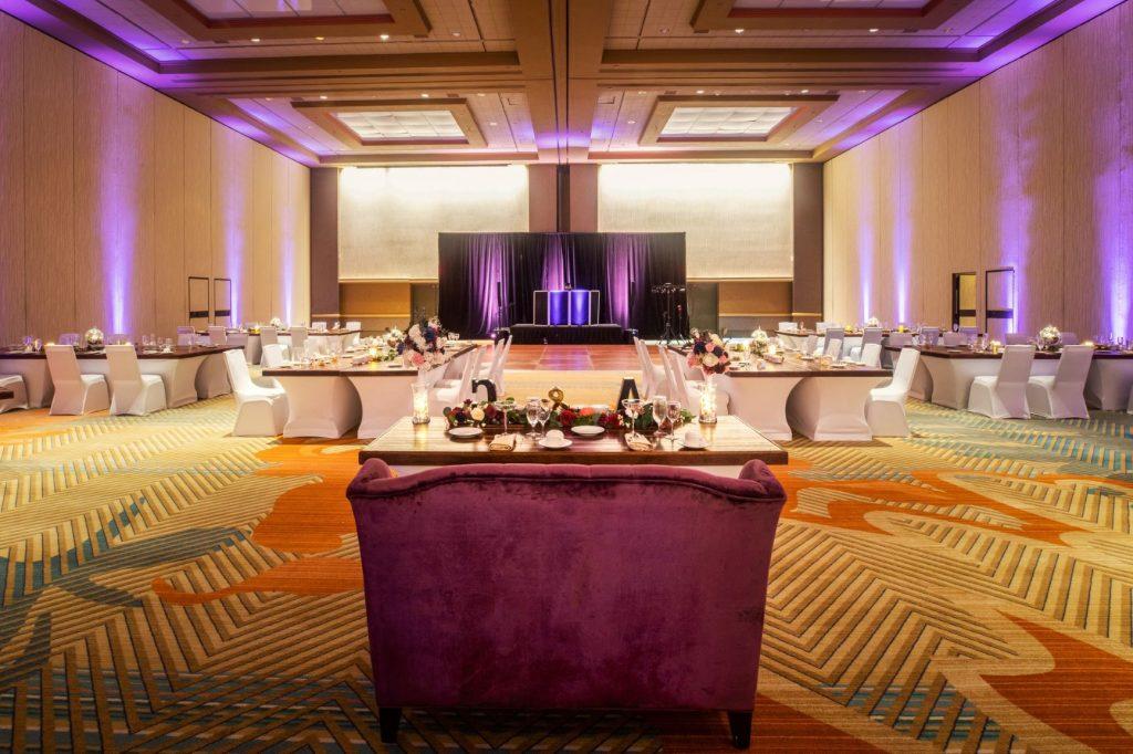 Rainy Day Wedding - Just Marry Weddings - Roots Photography - Ballroom Reception