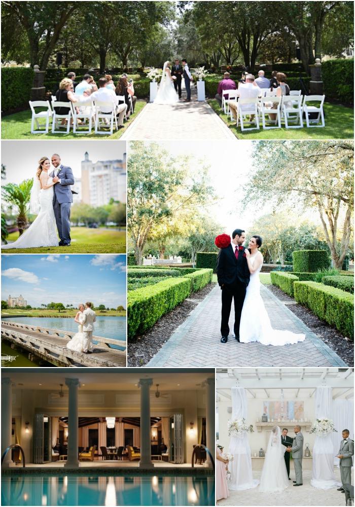 Reunion Resort orlando wedding