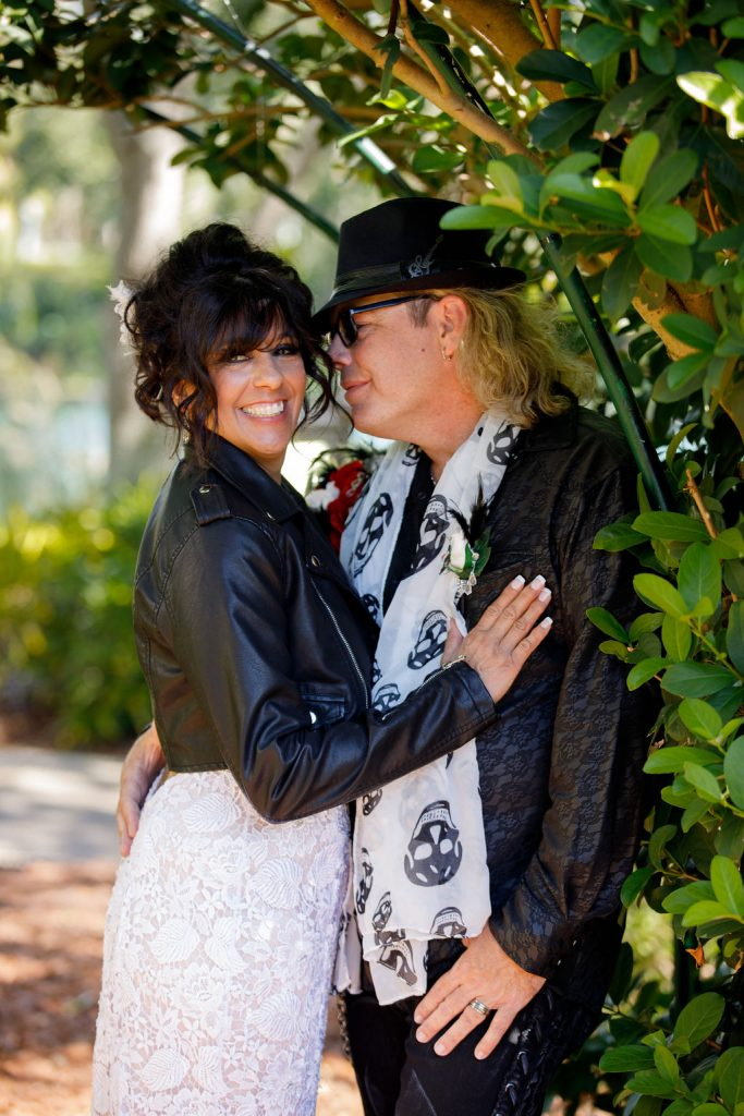 Rock and Roll Wedding - Just Marry Weddings
