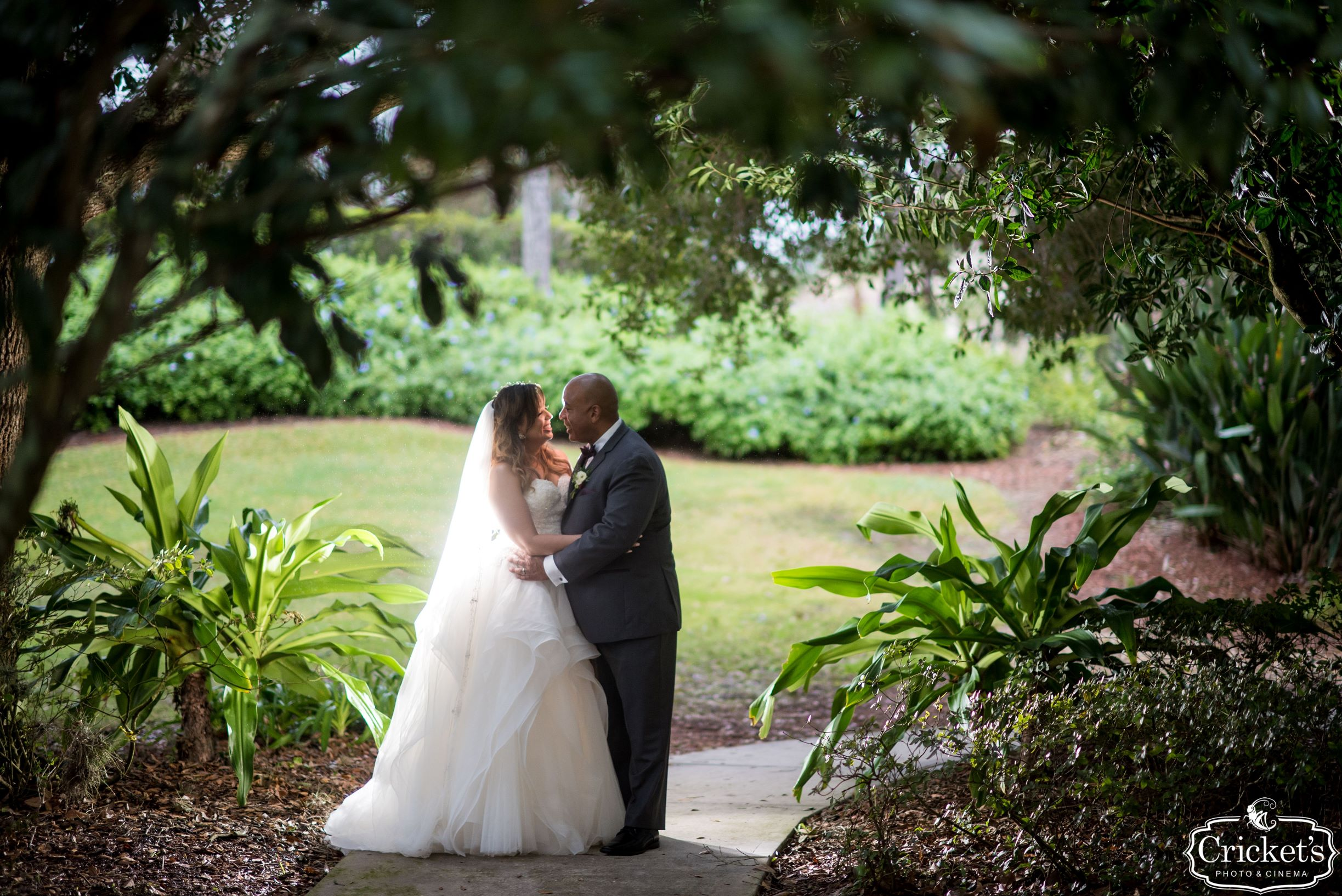 Romantic Wedding | Jessica and Henry at the Omni Orlando Resort