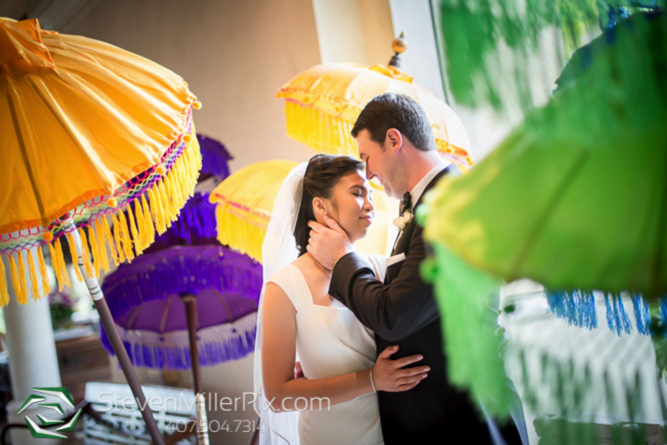 Orlando Wedding | Holy Family Catholic Church