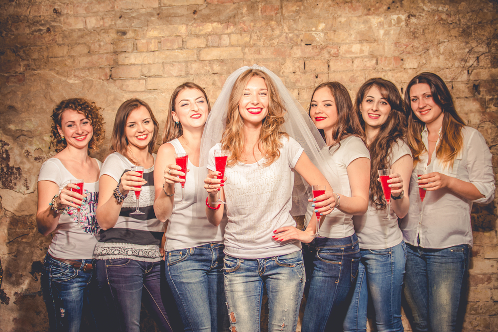 #Squadgoals – Best Bachelorette Party T-Shirt Designs
