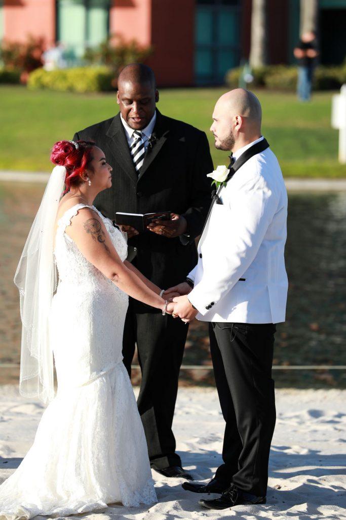 Swan Wedding - Just Marry Weddings - Live Happy Studio - Ceremony