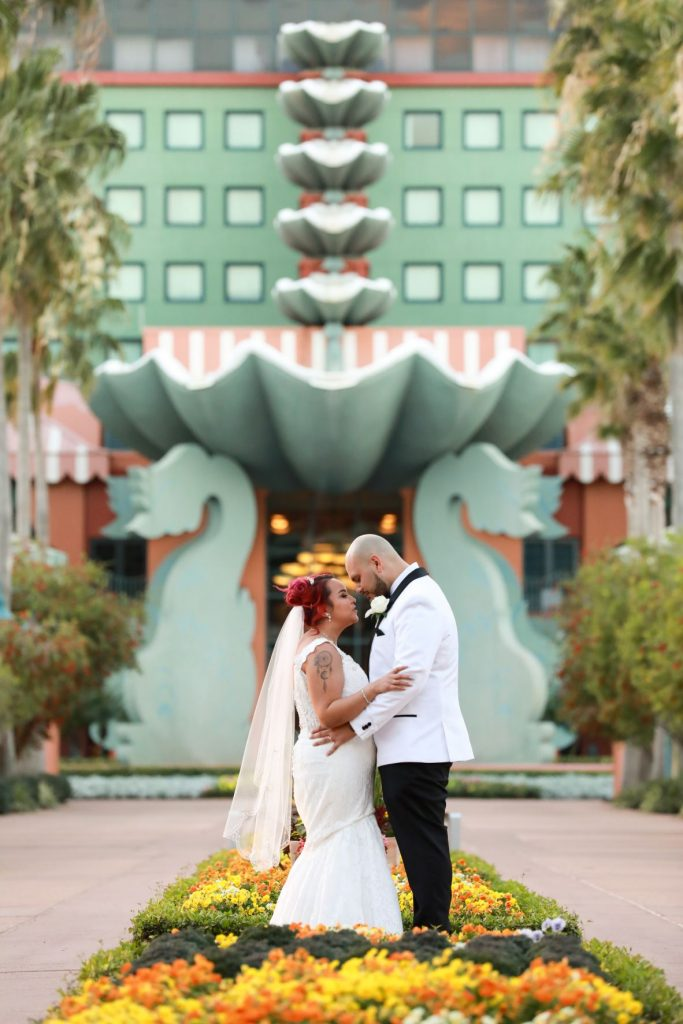 Swan Wedding - Just Marry Weddings - Live Happy Studio - Portraits