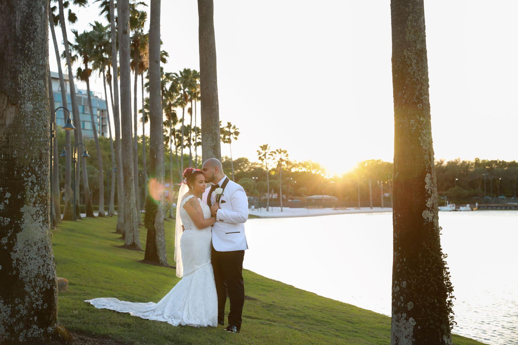 The March Swan Wedding of Sabrina and Geraldo