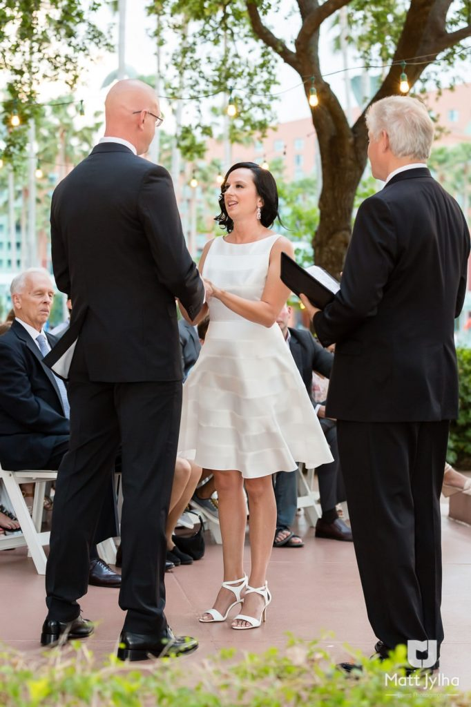 Swan and Dolphin Hotel - Just Marry Weddings - Matt Jylha Photography