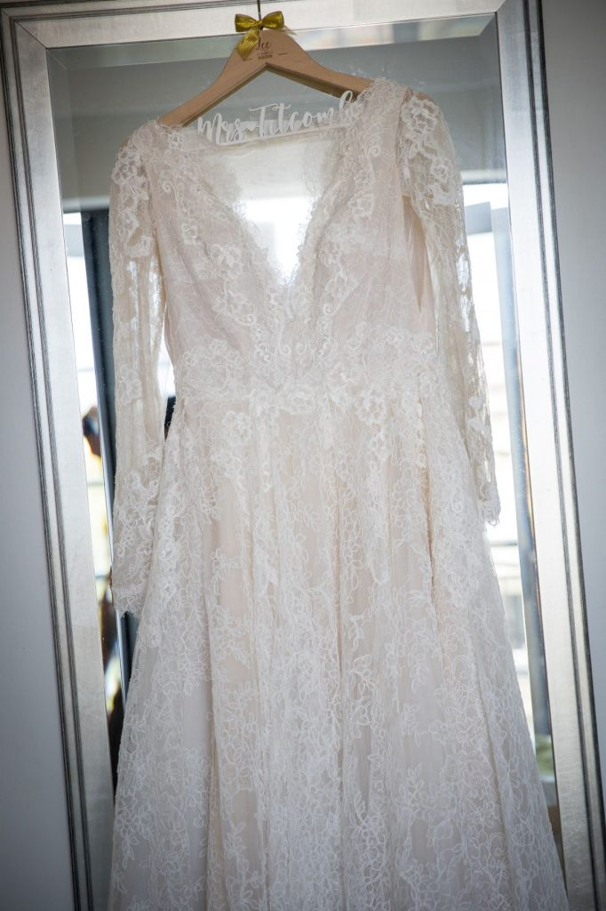 Tropical Wedding - Just Marry Weddings - PB&J Studios - Wedding Dress