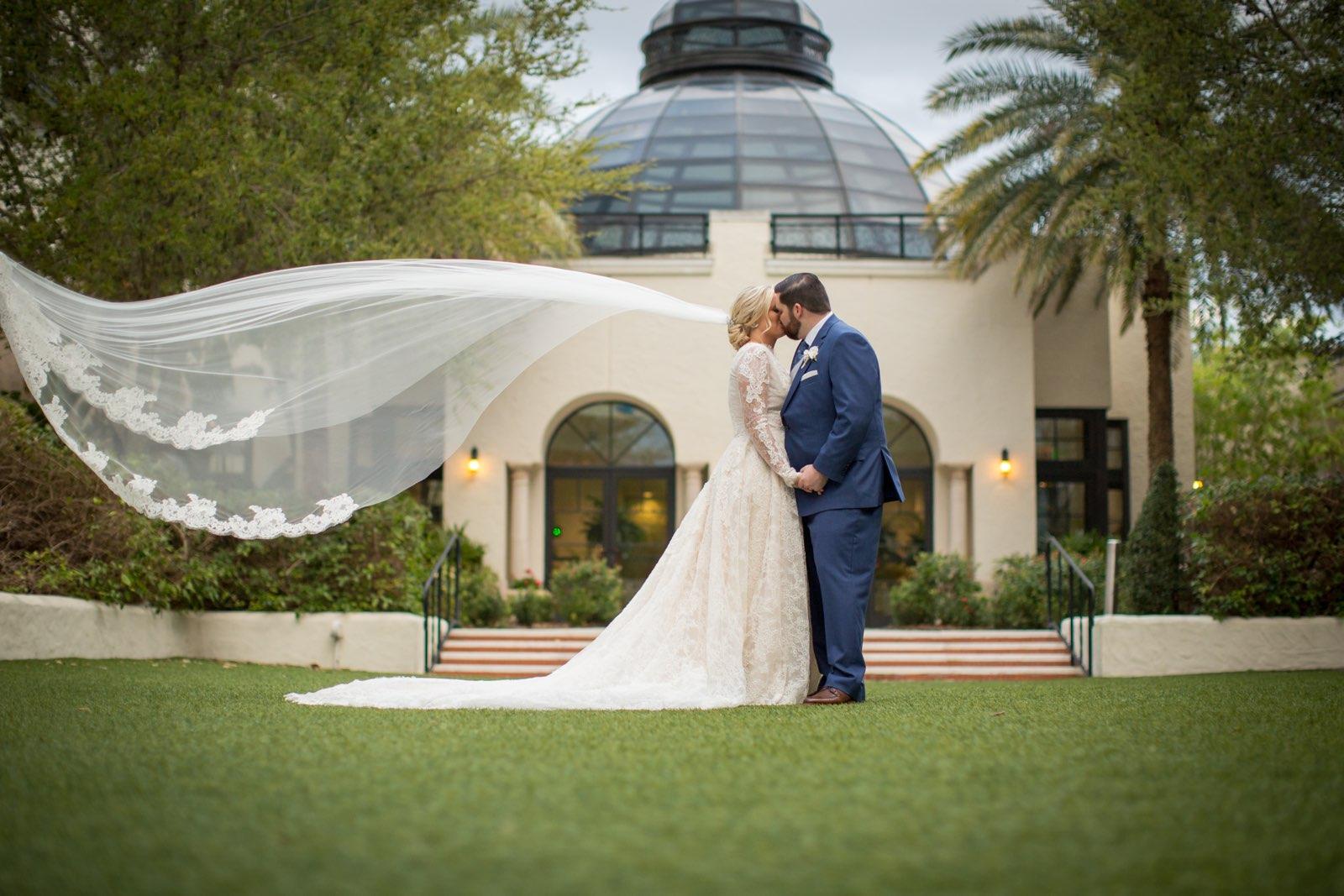 Stunningly Elegant Tropical Wedding | Lee and Brenton at The Alfond Inn