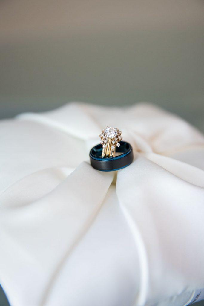 Tropical Wedding - Just Marry Weddings - PB&J Studios - Wedding Rings