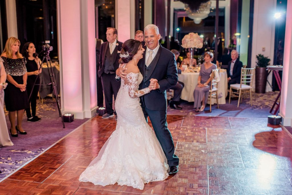 Unique Father Daughter Dance Songs - Just Marry Weddings - Kelly Bellinger Photography
