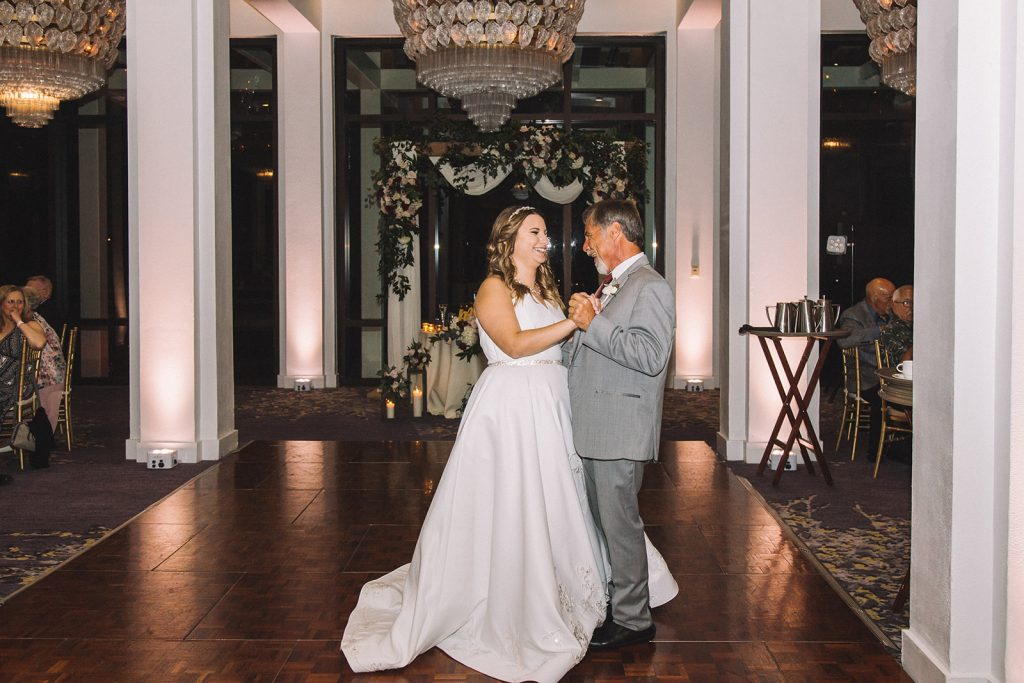Unique Father Daughter Dance Songs - Just Marry Weddings - Miranda Grey Photography