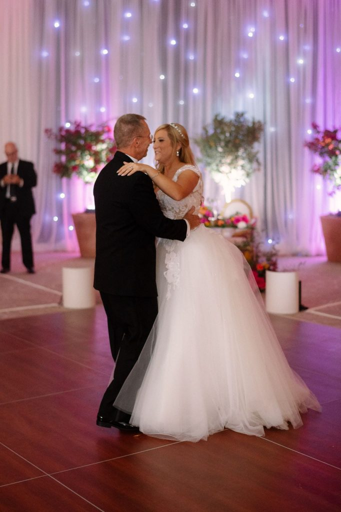Unique Father Daughter Dance Songs - Just Marry Weddings - Sunglow Photo