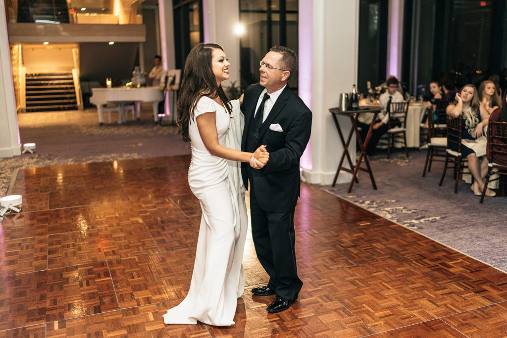 Unique Father Daughter Dance Songs - Just Marry Weddings - The Lemons Photography